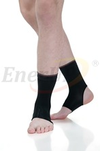 copper yarn infused health care foot sleeve ankle sleeve for sports
