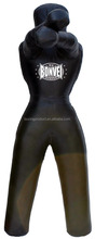 PVC good quality MMA grappling dummy wrestling dummy