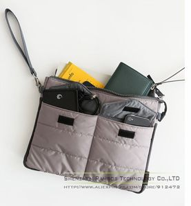 Travel Case Sleeve Bag Cover Pouch Handbag Organizer for iPad 2 3 4 with Wrist Strap