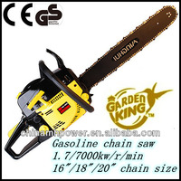 Best garden tool petrol chain saw for cutting down trees