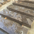 Popular acid finish chinese bluestone step pavers