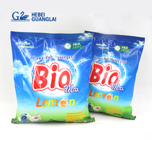 Raw Material Ingredients of Washing Powder Detergent