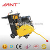 QG180FX semi-automatic control speed Road Cutter with electric starting