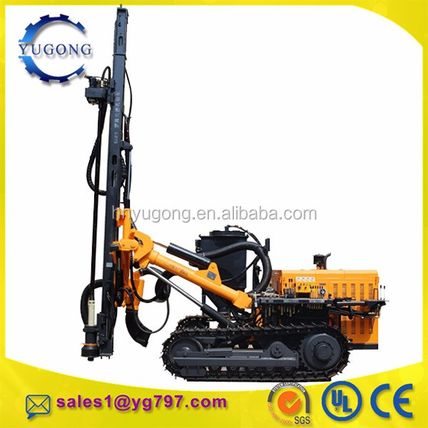 Second hand mining drill rig machine export