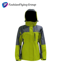 Multi-colored Outdoor Breathable Best Travel Hiking Jacket for Women