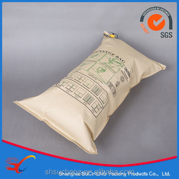 High quality full size air dunnage bag for container