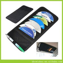 cd storage bags plastic ,BHT021 car cd holder storage bag