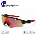 high quality sport glasses uv400 polarized outdo sunglasses
