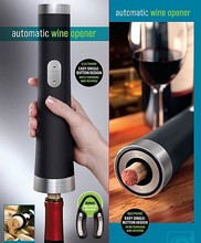 Electric wine bottle opener /Electric wine opener