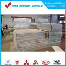 Tipper truck body flat bed box with low price