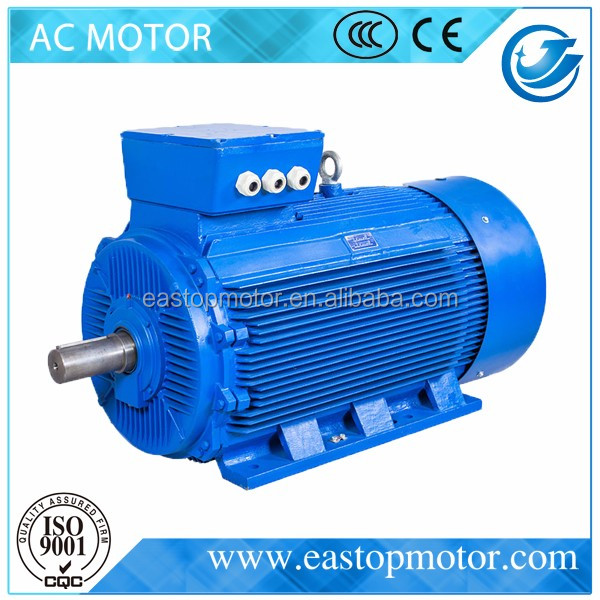 CE Approved Y3 induction motor 380v 5.5kw for transport machinery with C&U bear