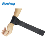 Lengthen velcro Wrist band / Custom WeightLifting Wrist Wraps support
