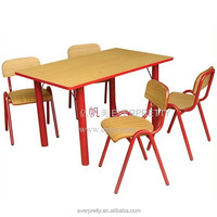 Wooden Children Furniture Kids Tables And