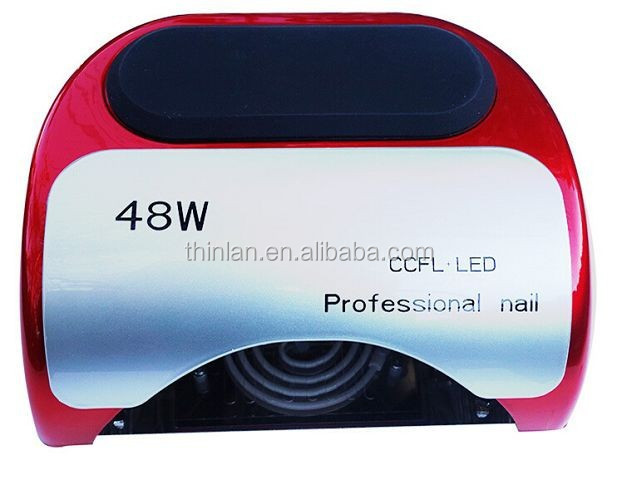 48W Nail Dryer LED Lamp UV Light for Nails with LCD Display Timer for gel nail polish Home Manicure