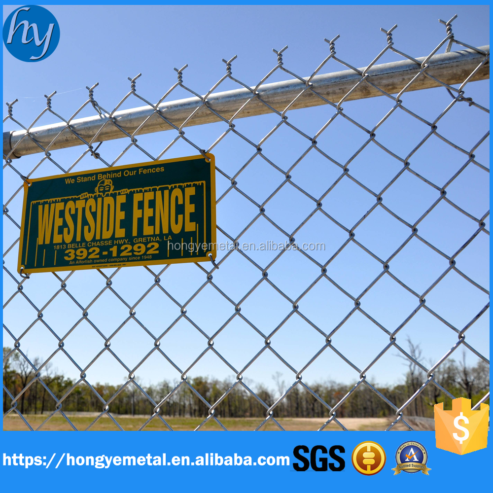 Beautiful Look High Plastic Covering For Chain Link Fence