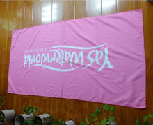 100%polyester microfiber digital printed beach towel for promotion,microfiber printed beach towels