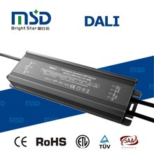 60w waterproof constant current dimmable led dali driver 900ma 1200ma 1500ma 1800ma