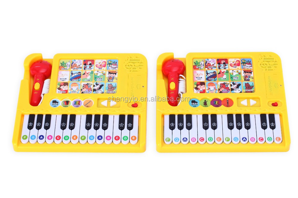 mini recordable musical learning sound module kawai piano for children toy