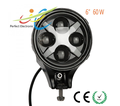 6inch 60W Lamp Led Driving Work Lights J-eep led front headlight