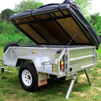 popular style camper tents for trailers