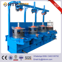 Steel Wire Drawing Machinery Iron Wire
