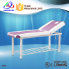 white physical treatment spa massage bed/salon facial massage bed(KM-8205)