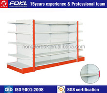 single side perforated Gondola widely used stainless steel kitchen shelf