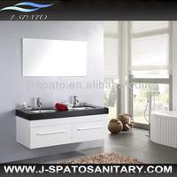 Construction Wall Mounted Makeup Bathroom Vanity Set