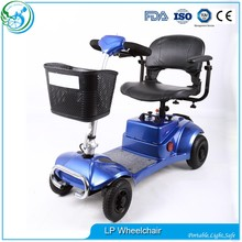 Power 250W sports series electric mobility scooter weelchair