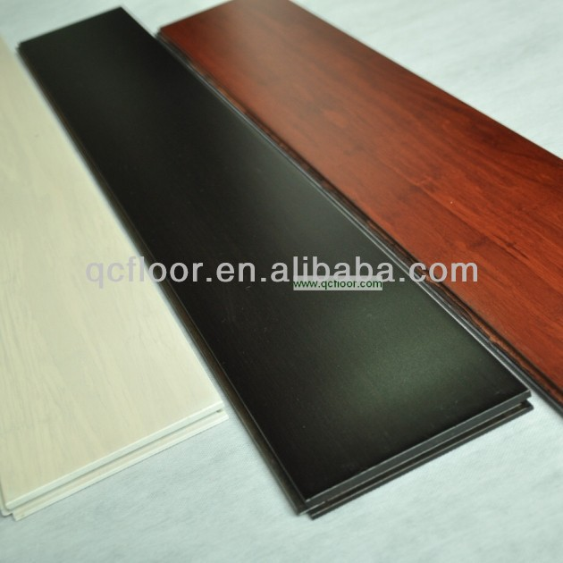 eco forest bamboo flooring/antique staining bamboo flooring/stained strand woven bamboo product