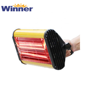 1100W Car Paint Short Wave Infrared Curing Lamp Explosion Proof Infrared Heat Lamp/Infrared Light Heat Lamp