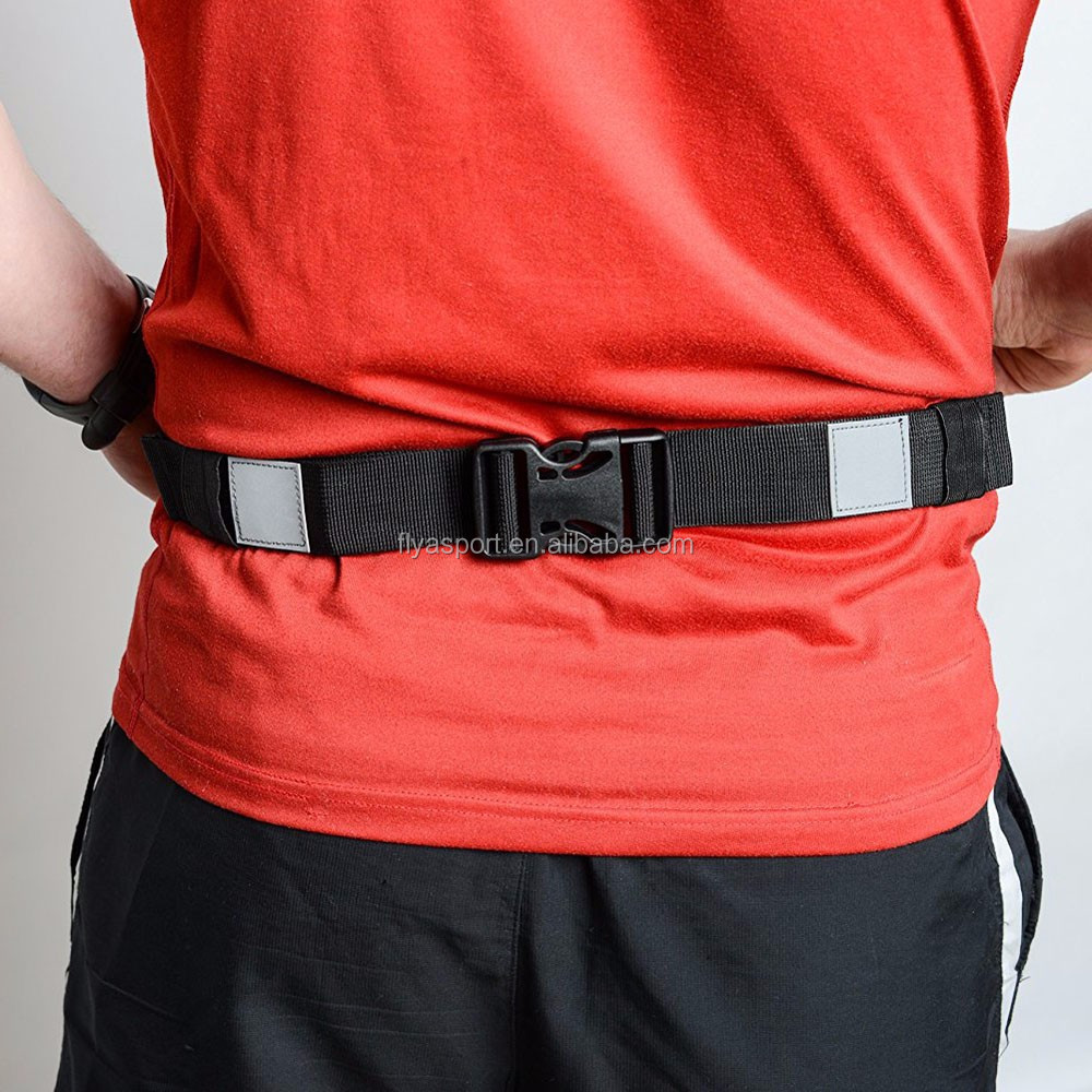 Alibaba new arrival elastic waist belt With 2 Water Bottles BPA free