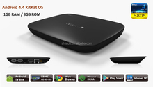 2014 new product meida player S805 A5 Addons preinstalled digital tv converter set top box online tv box