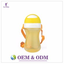 Cheap wholesale wide mouth kids plastic water bottle distributor