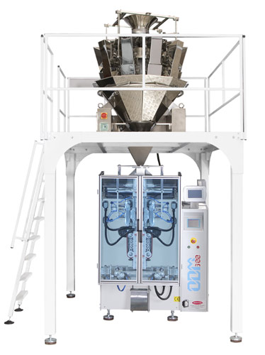 """TLA - 500 - KP"" Fast Packaging Machine for Short Cut Pasta."