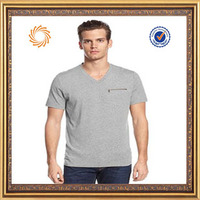 cheap china mens v neck t shirts wholesale