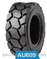 Skid Steer Tyre SKS TYR Ehina tire factory GULUN hot sell 10-16.5-10PR SKS-2