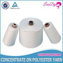 100% embroidery polyester thread 16/3
