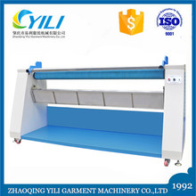 china industrial machinery garment fabric cloth relaxing folding machine price