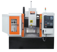 JASU CNC 3 Axis Vertical Machine Center cnc milling machine
