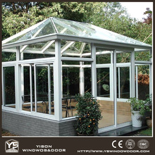 Cheap Sunroom Aluminum Glass Outdoor Sunroom Porch Enclosures