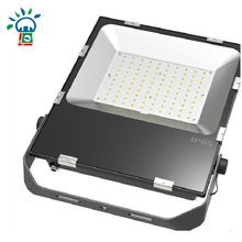 Factory directly sale aluminum Bridgelux chip dimmable 50w led flood light 100w 200w 50w with ce rohs listed