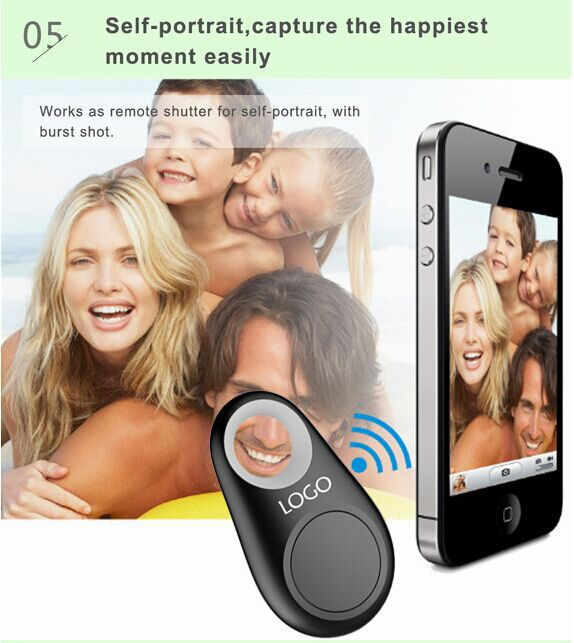 Low energy anti-lost alarm gps key finder