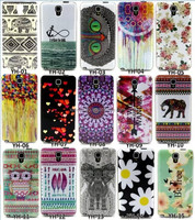 IMD tpu case back cover for Galaxy Note 3 Lite , cute rubber case for Samsung N7505
