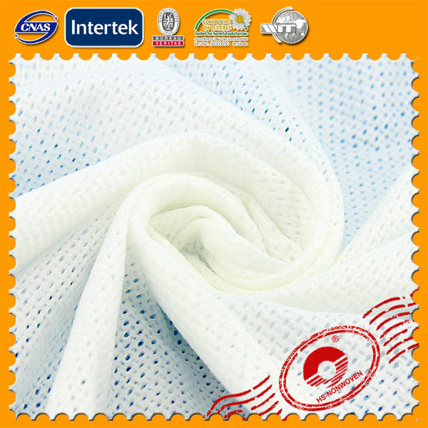 spunlace nonwoven fabric for bamboo wipes