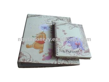 Paper stationery sets for office