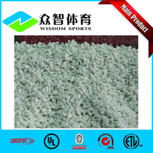 WS synthetic running track flooring for sports light rubber tracks IAAF 13mm athletic track