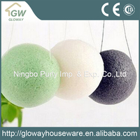 Cheap and high quality konjac sponge wholesale organic