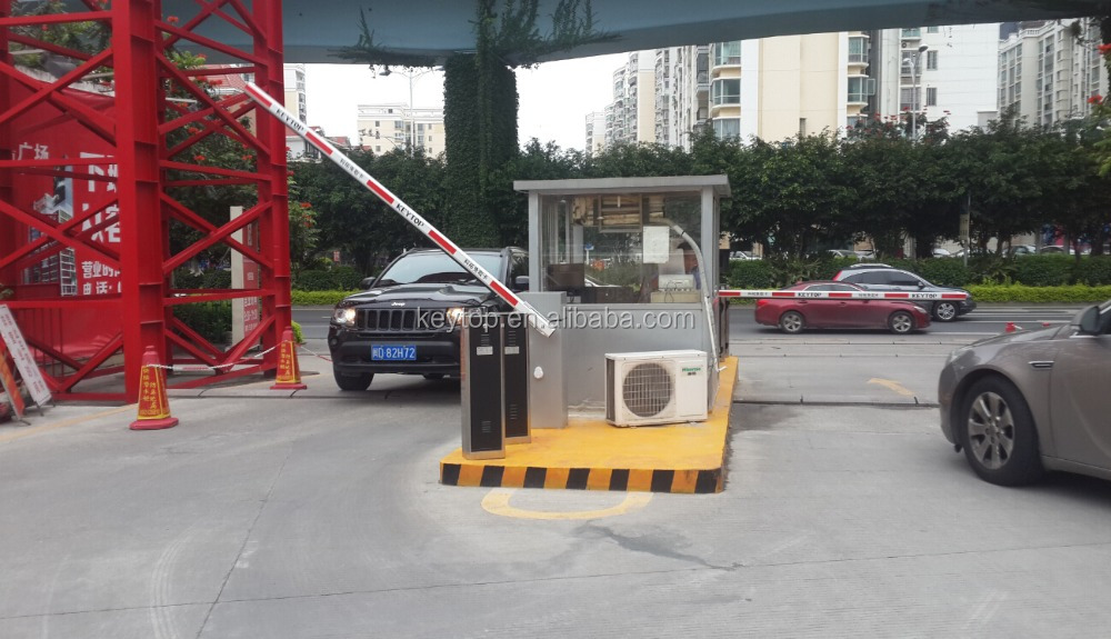 KEYTOP high quality parking lot automatic barrier gate