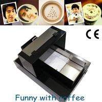 2015 New Latte Art Printing Machine Foam Milked Coffee Printer